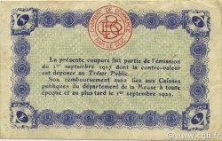 1 Franc FRANCE régionalisme et divers BAR-LE-DUC 1917 JP.019.11 TB
