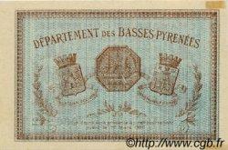 50 Centimes FRANCE régionalisme et divers BAYONNE 1915 JP.021.05 SPL à NEUF