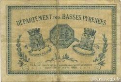 1 Franc FRANCE régionalisme et divers Bayonne 1915 JP.021.09 TB