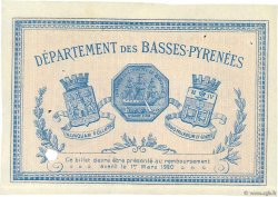 2 Francs FRANCE régionalisme et divers BAYONNE 1915 JP.021.21 TTB à SUP