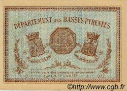 50 Centimes FRANCE régionalisme et divers Bayonne 1916 JP.021.24 SPL à NEUF