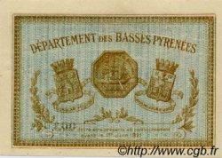 50 Centimes FRANCE régionalisme et divers Bayonne 1916 JP.021.26 TTB à SUP