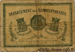 1 Franc FRANCE régionalisme et divers BAYONNE 1916 JP.021.30 TB