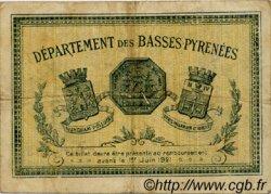 1 Franc FRANCE régionalisme et divers Bayonne 1916 JP.021.32 TB