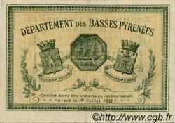 1 Franc FRANCE régionalisme et divers BAYONNE 1917 JP.021.45 TTB à SUP