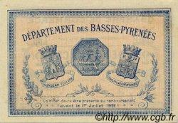 2 Francs FRANCE régionalisme et divers BAYONNE 1917 JP.021.49 SPL à NEUF