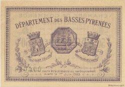 50 Centimes FRANCE régionalisme et divers Bayonne 1918 JP.021.55 SPL à NEUF