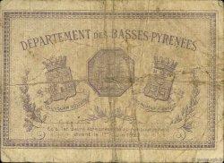 50 Centimes FRANCE régionalisme et divers Bayonne 1918 JP.021.55 TB