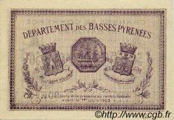 50 Centimes FRANCE régionalisme et divers Bayonne 1918 JP.021.57 SPL à NEUF