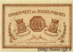 1 Franc FRANCE régionalisme et divers Bayonne 1918 JP.021.59 SPL à NEUF