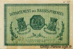 50 Centimes FRANCE régionalisme et divers BAYONNE 1920 JP.021.66 TTB à SUP