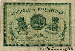 50 Centimes FRANCE régionalisme et divers Bayonne 1920 JP.021.66 TB
