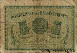50 Centimes FRANCE régionalisme et divers Bayonne 1921 JP.021.69 TB