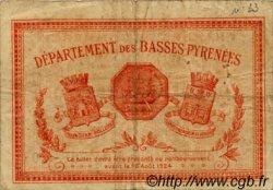 2 Francs FRANCE régionalisme et divers Bayonne 1921 JP.021.72 TB