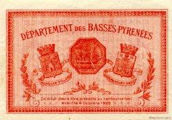 2 Francs FRANCE régionalisme et divers BAYONNE 1922 JP.021.75 SPL à NEUF