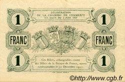1 Franc FRANCE régionalisme et divers BEAUVAIS 1920 JP.022.02 SPL à NEUF