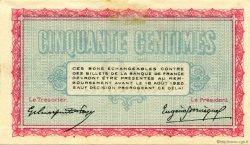 50 Centimes FRANCE régionalisme et divers Belfort 1915 JP.023.01 SPL à NEUF
