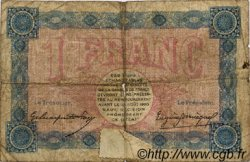 1 Franc FRANCE régionalisme et divers BELFORT 1915 JP.023.13 TB