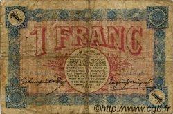 1 Franc FRANCE régionalisme et divers BELFORT 1917 JP.023.29 TB