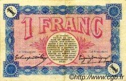 1 Franc FRANCE régionalisme et divers BELFORT 1917 JP.023.32 TTB à SUP