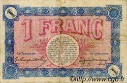 1 Franc FRANCE régionalisme et divers Belfort 1917 JP.023.32 TB