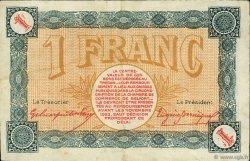 1 Franc FRANCE régionalisme et divers BELFORT 1918 JP.023.37 TTB à SUP