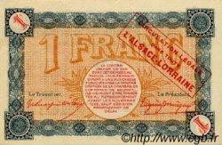 1 Franc FRANCE régionalisme et divers Belfort 1918 JP.023.44 SPL à NEUF