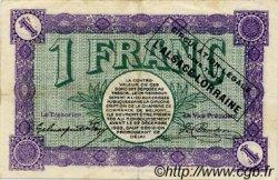 1 Franc FRANCE régionalisme et divers Belfort 1918 JP.023.50 TTB à SUP