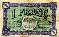 1 Franc FRANCE régionalisme et divers Belfort 1918 JP.023.54 TB
