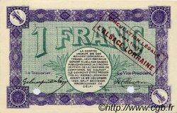 1 Franc FRANCE régionalisme et divers Belfort 1918 JP.023.55 SPL à NEUF