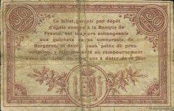 50 Centimes FRANCE régionalisme et divers Bergerac 1914 JP.024.01 TB