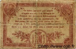 50 Centimes FRANCE régionalisme et divers BERGERAC 1914 JP.024.03 TB