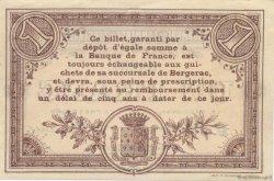 1 Franc FRANCE régionalisme et divers BERGERAC 1914 JP.024.04 SPL à NEUF