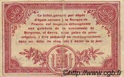 50 Centimes FRANCE régionalisme et divers BERGERAC 1914 JP.024.12 TTB à SUP