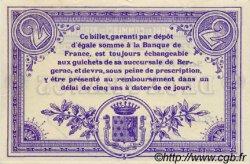 2 Francs FRANCE régionalisme et divers BERGERAC 1914 JP.024.23 SPL à NEUF