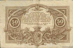 50 Centimes FRANCE régionalisme et divers Bergerac 1917 JP.024.24 TB