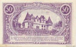 50 Centimes FRANCE régionalisme et divers BERGERAC 1920 JP.024.35 SPL à NEUF
