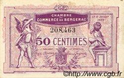 50 Centimes FRANCE régionalisme et divers BERGERAC 1920 JP.024.35 TTB à SUP