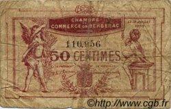 50 Centimes FRANCE régionalisme et divers Bergerac 1920 JP.024.35 TB