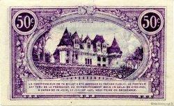 50 Centimes FRANCE régionalisme et divers BERGERAC 1920 JP.024.36 TTB à SUP