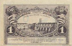 1 Franc FRANCE régionalisme et divers Bergerac 1921 JP.024.40 SPL à NEUF