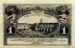 1 Franc FRANCE régionalisme et divers BERGERAC 1921 JP.024.40 TTB à SUP