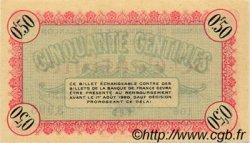 50 Centimes FRANCE régionalisme et divers BESANÇON 1915 JP.025.01 SPL à NEUF