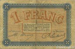 1 Franc FRANCE régionalisme et divers BESANÇON 1915 JP.025.12 TB