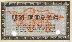 1 Franc FRANCE régionalisme et divers Béziers 1914 JP.027.02 SPL à NEUF