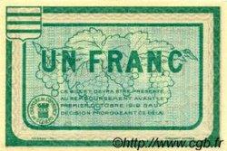 1 Franc FRANCE régionalisme et divers BÉZIERS 1915 JP.027.13 SPL à NEUF