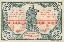 50 Centimes FRANCE régionalisme et divers BÉZIERS 1916 JP.027.19 SPL à NEUF