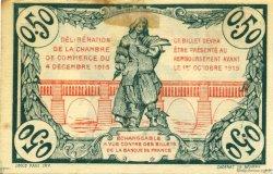 50 Centimes FRANCE régionalisme et divers BÉZIERS 1916 JP.027.19 TTB à SUP