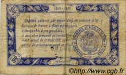 50 Centimes FRANCE régionalisme et divers Blois 1915 JP.028.01 TB