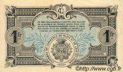 1 Franc FRANCE régionalisme et divers BLOIS 1918 JP.028.11 TTB à SUP